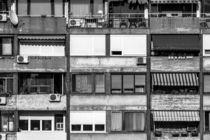 urban structure #07 von Marcus A. Hubert