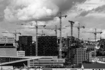urban structure #11 von Marcus A. Hubert