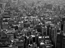 urban structure #12 von Marcus A. Hubert