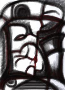 Die Mauer der Trauer  von Karolina Marsula