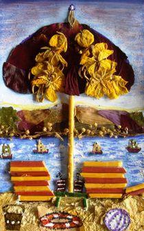 Umbrella for two by Irena Kosanovic