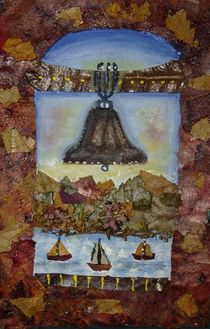 Silence of a bell by Irena Kosanovic