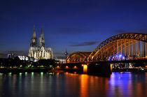 Köln (Cologne Cathedrale) by Markus Strecker