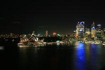 sydney opera house von Michael Lindegger