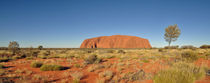 Uluru (Ayers Rock) by Markus Strecker