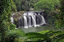 Wallicher Waterfalls by Markus Strecker