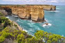 Felsenküste Australiens by Markus Strecker