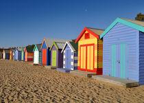 Farbige Häuser by Markus Strecker