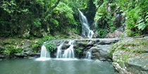 Elbana Falls by Markus Strecker
