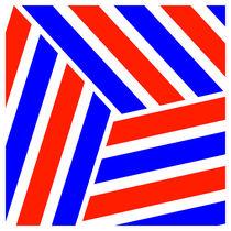 RED AND BLUE by Otis Porritt