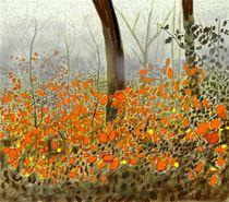 Oktoberwald von Heidi Schmitt-Lermann