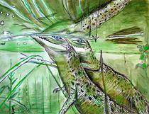Kleine Krokodile von Heidi Schmitt-Lermann