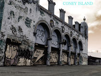 The Old Coney Island von angelannette
