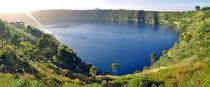 Blue Lake by Markus Strecker