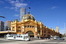 Flinders Street Station by Markus Strecker