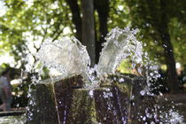 Springbrunnen von Anke Wetter