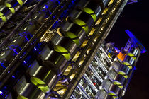 Lloyd's Building London von David Pyatt