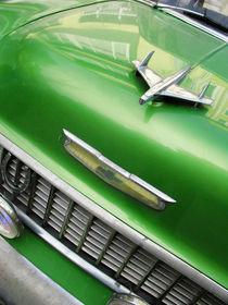 Green Cadillac von Steve Outram