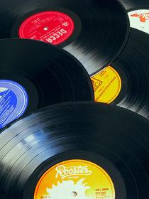 Vinyl von Steve Outram