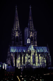 Cathedral cologne by fotograf