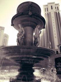 Venetian Fountain (VEGAS) by Lisé Fitch