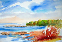 Bodensee by acrylics