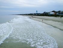 Long Beach of Oak Island by skyler