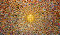 Sonne 120 x 80 von Künstler Ralf Hasse
