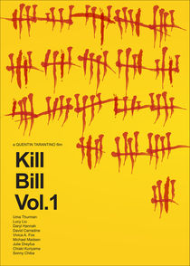 Kill Bill Vol.1 Body Count by Gidi Vigo