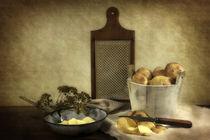 Nostalgische Küchenutensilien von Susann Mielke