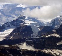 schneebedeckte Berge im Wrangell St. Elias Nationalpark von Reinhard Pantke