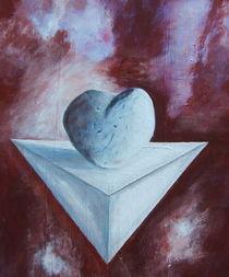 Herz aus Stein von Elke Sommer