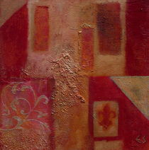 Rote Elegance von Elke Sommer