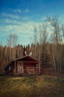 Robert Service Cabin von Priska  Wettstein