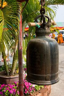 Buddhist Bells III by Carinne Gamas