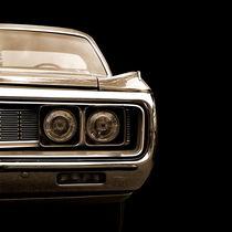 Classic Car (sepia) von Beate Gube