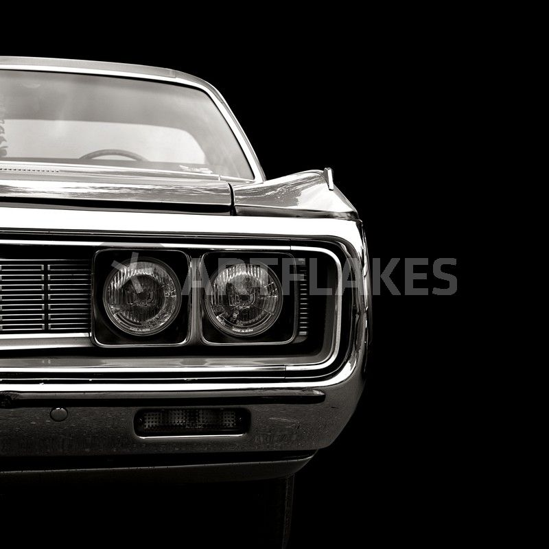 Classic Car Black And White Photography Art Prints And Posters By