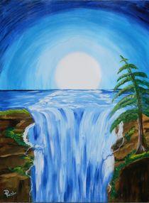 Wasserfall von Rudolf Urabl