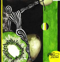 Die Kiwi von Rosel Marci