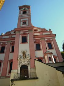 St Paul Kirche - Altstadt, Passau by badauarts