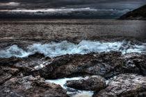 The Gritty Welsh Coast von Dan Davidson