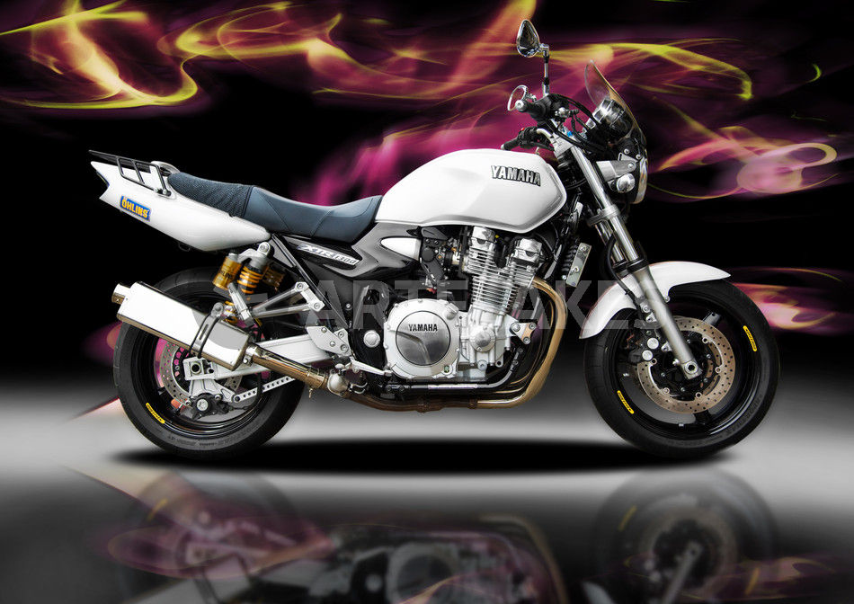 Yamaha XJR 1300 Photography Art Prints And Posters By Cjsphotos
