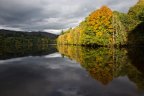 Pitlochry reflections von Sam Smith