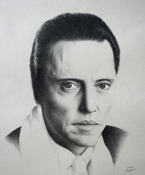 Starportrait Christopher Walken von artanjo
