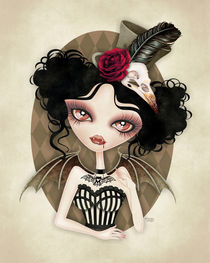 Countess Nocturne von Sandra Vargas