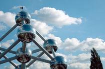 Brussels Atomium von Lenka Imrichova