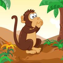 Die drei Affen -nicht sprechen von Michaela Heimlich