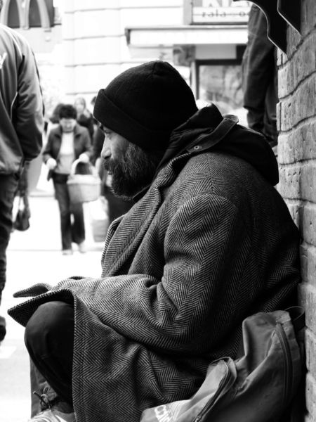 an essay on the homeless the outcast of society View and download homelessness essays homeless children: america's new outcasts it seems that educating society as a whole on homelessness might be a.