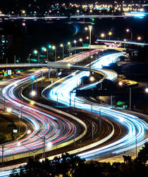 kwinana freeway by Arno Kohlem