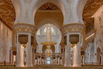 Sheikh Zayed Grand Mosque by Martyn Buter